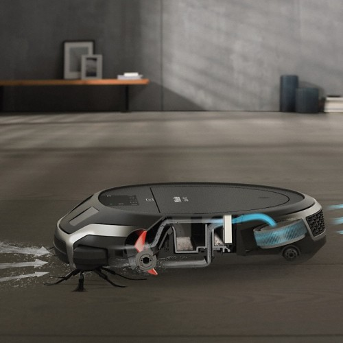 PROMO FEBRUARIE Aspirator robot Scout RX2 Black Home Vision
